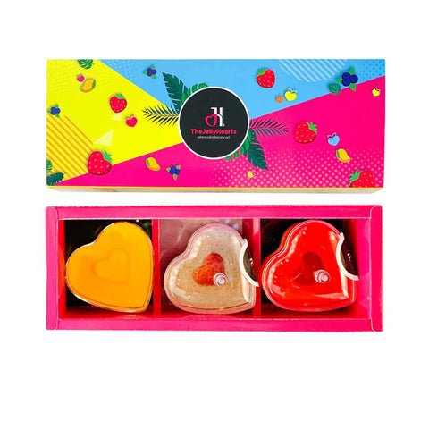 Mini Heart Gift Box 3 - Summer Sleeve