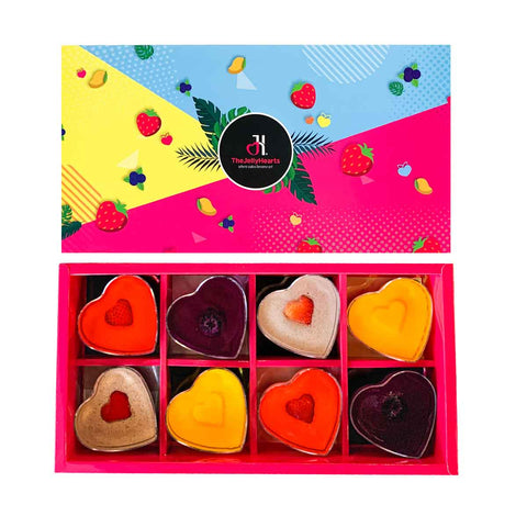 Mini Heart Gift Box 8 - Summer