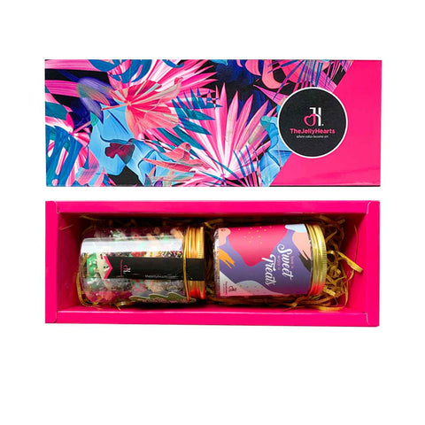 Sweet Treat Box (Small) - Flora Sleeve