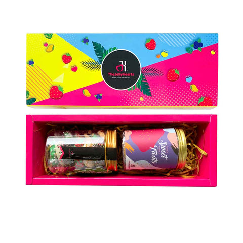 Sweet Treat Box (Small) - Summer Sleeve