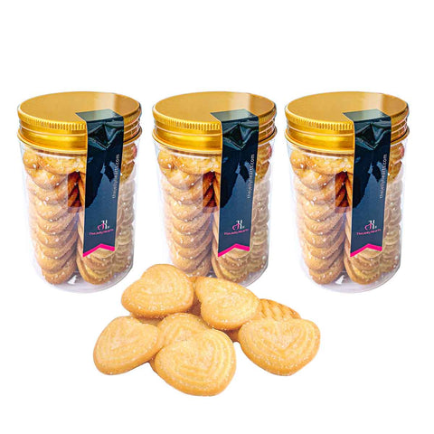 Heart Biscuit - 3 bottles (Save $1.00)
