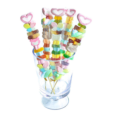 Marshmallow Kebabs - (incl GST)