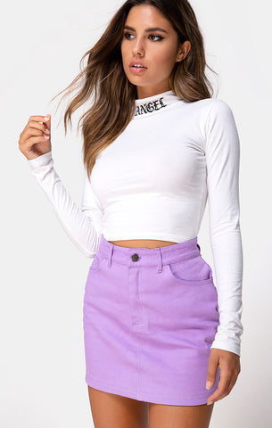 TOPAZ MINI SKIRT
