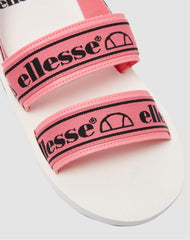 GIGLIO TEXT AF FLURO PINK/BLACK/WHITE
