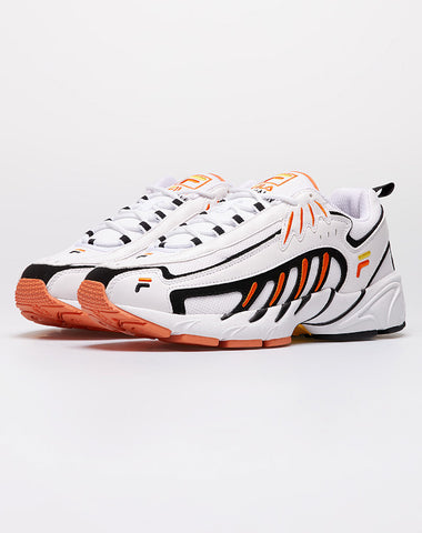ADRENALINE LOW WHITE/ BLACK / ORANGE