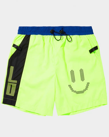 INTERFERENCE SWIM SHORTS