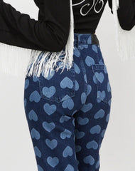 LOVED UP DEINM JEANS