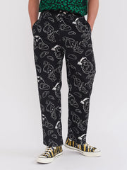 THE FLINTSTONES UNISEX CHARACTER PANTS