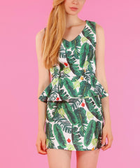 JUNGLE BOOGIE DRESS