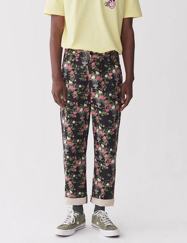 ALL THE FLOWERS PEGGY PANTS