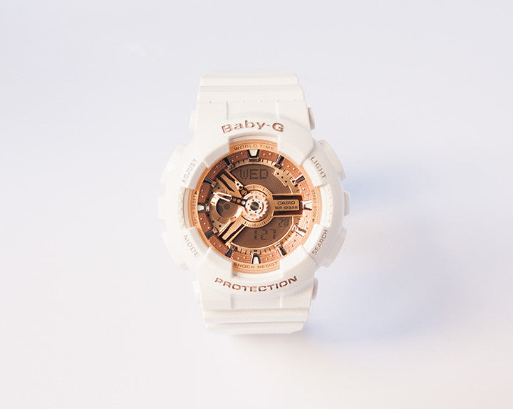 WHITE ROSE GOLD