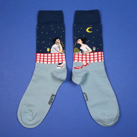 GEISHAS BATH SOCKS