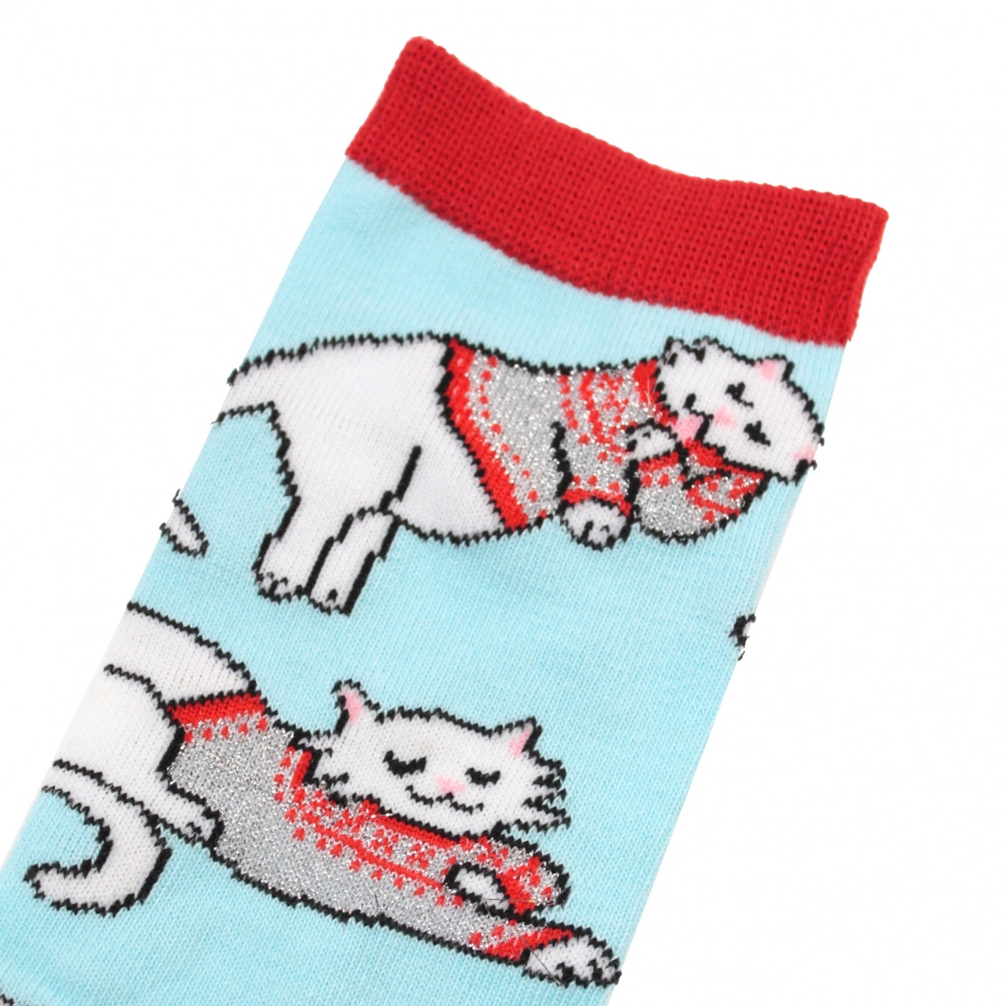WINTER CATS SOCKS