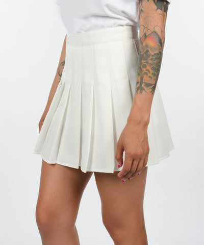 SAFARI SKIRT WHITE