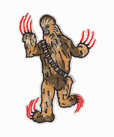 REBEL SCUM CHEWBACCA PATCH