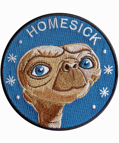 E.T FAN ART PATCH