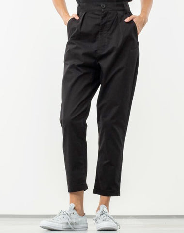 LO PEGGY BLACK PANTS