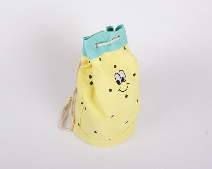 PINEAPPLE DUFFLE BAG