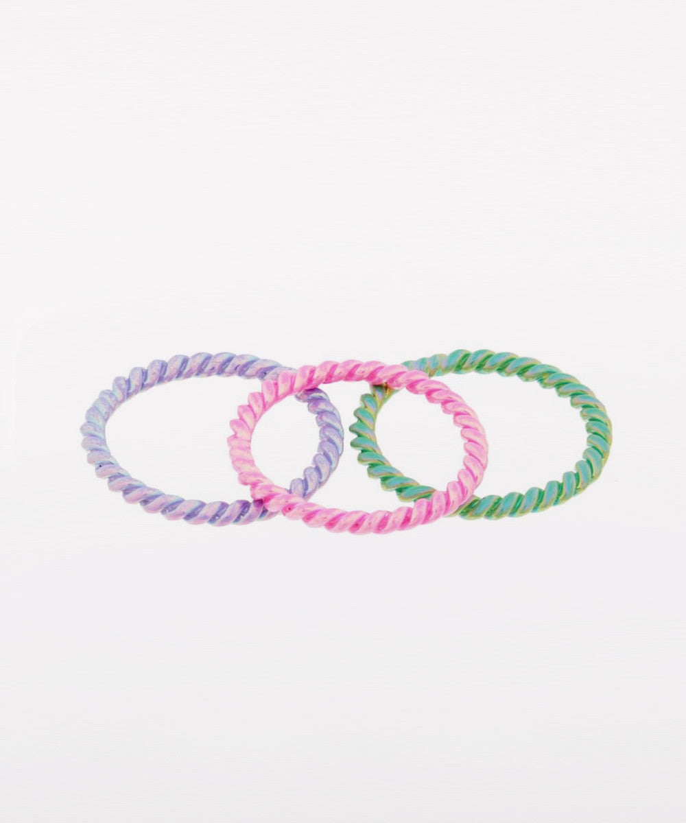 TWIST MID RINGS