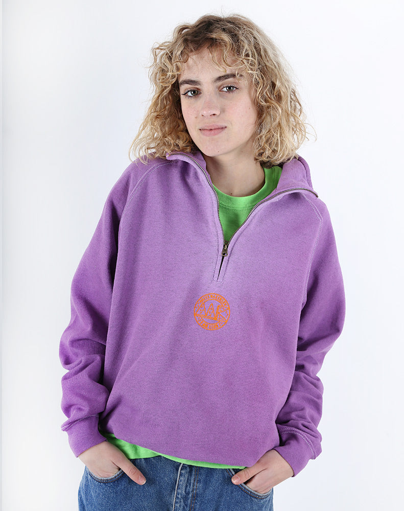MK COLORS - LILAC SWEATSHIRT