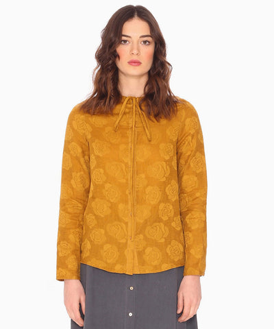 CATERINA SHIRT BRONZE