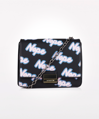 LIQUID SARCASM CROSS BODY BAG
