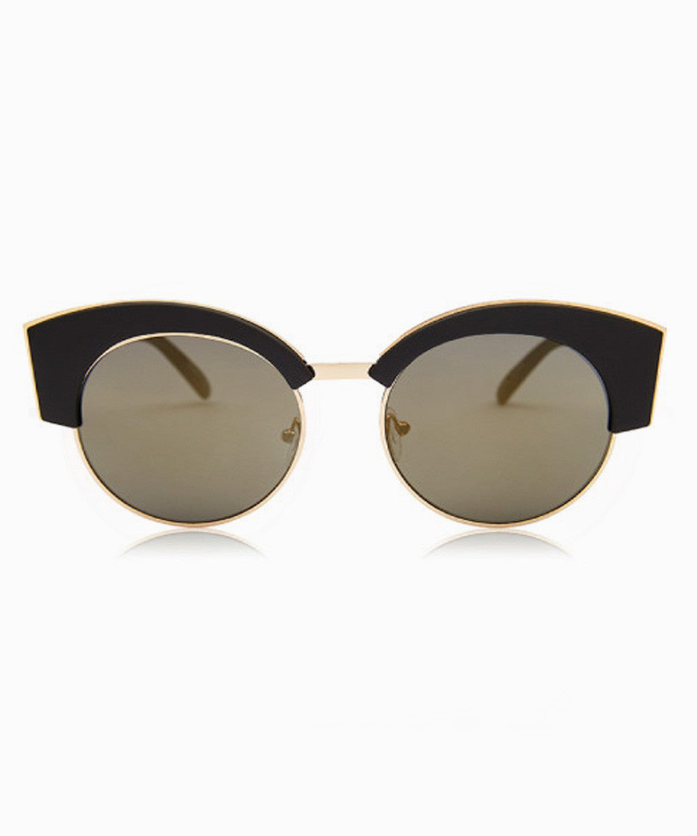 DAKOTA ROUND SUNGLASSES