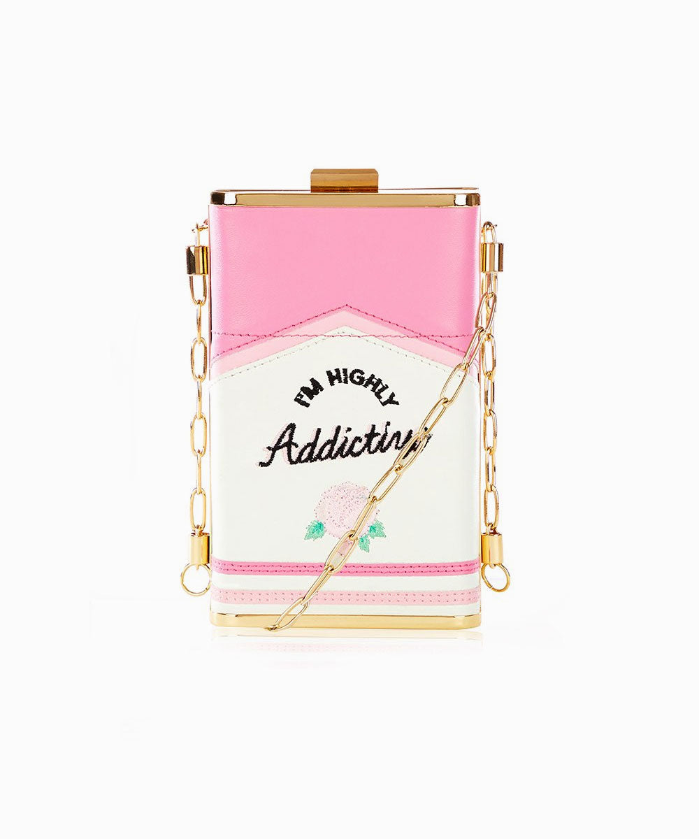 ADDICTIVE CROSS BODY BAG