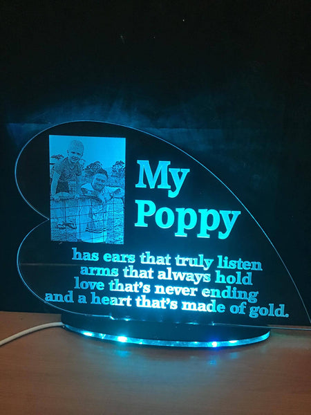 DesignaGlo Light up Plaques