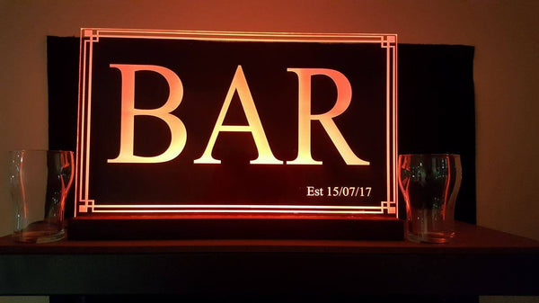Bar LED Light - designaglo