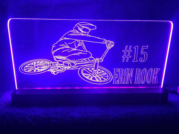BMX LED light