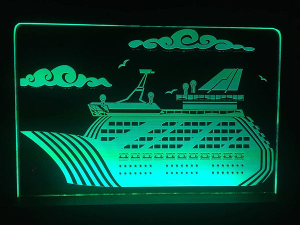 Cruise ship LED light