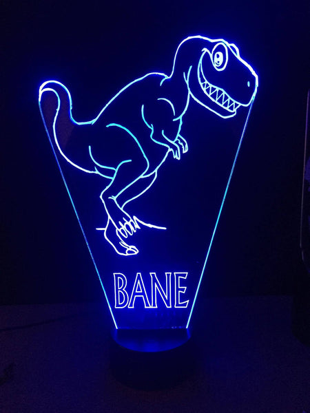 Dinosaur LED Light - designaglo