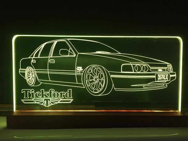Ford Tickford LED light - designaglo