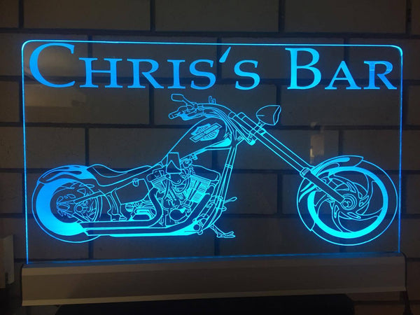 Harley Davidson LED light
