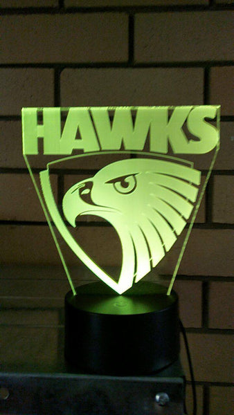 Hawthorne Hawks LED light
