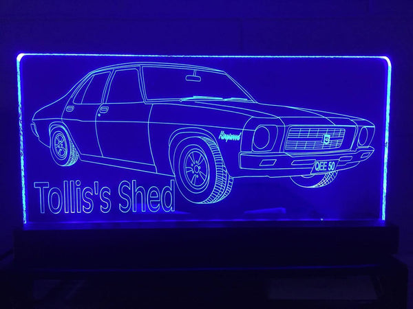Holden HQ kingswood LED light