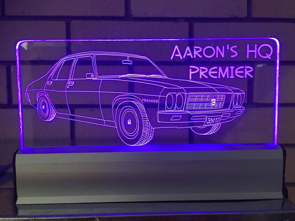 Holden HQ Premier LED