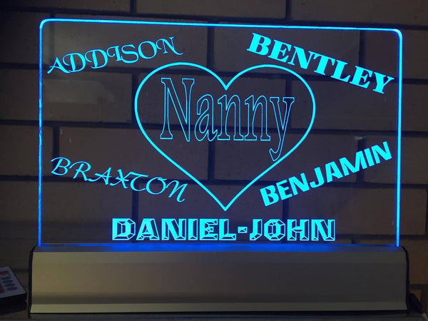 Nanny led light