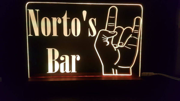 norto's bar LED Light