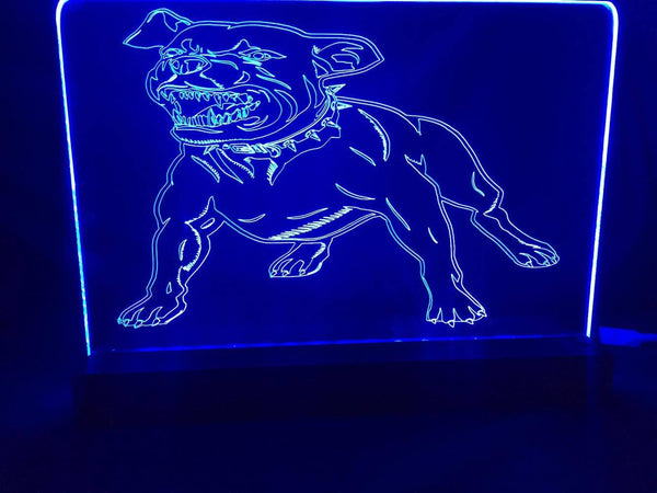 Savage Dog LED Light - designaglo