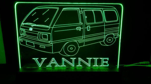 VW van LED Light - designaglo