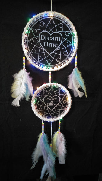 2 Teir Dream Catcher - designaglo