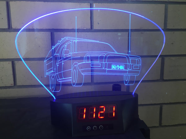 DesignaGlo Custom car clocks - designaglo
