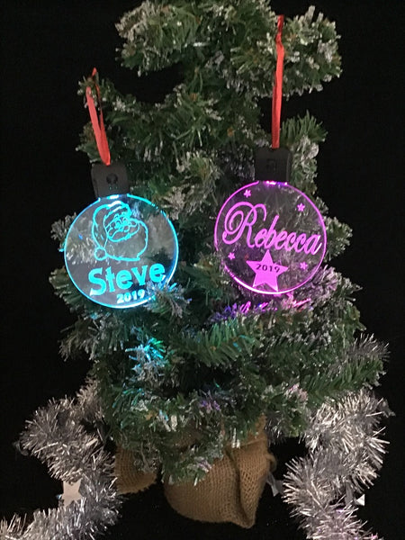 Light up Christmas Decorations