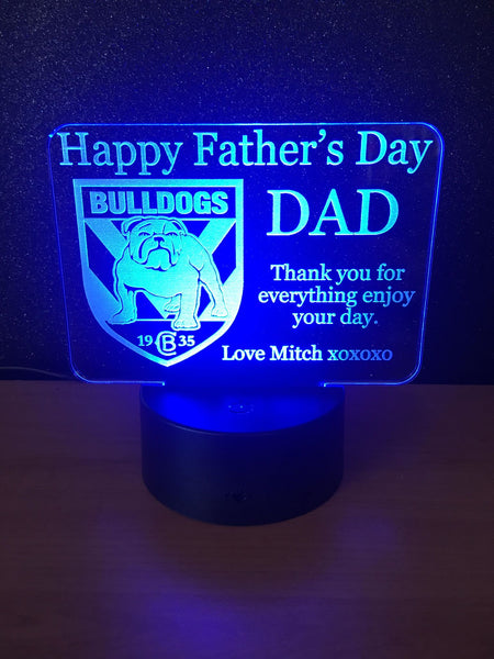 DAD Desk light LED