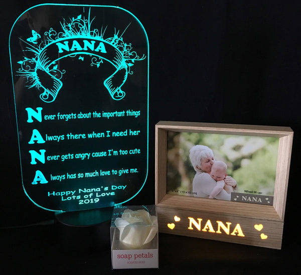 Nana Package A - designaglo