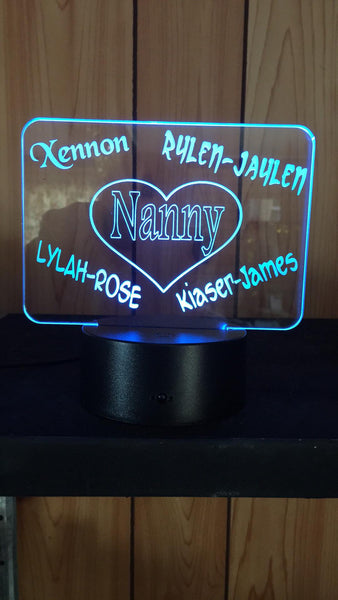 Nanny Desk Light