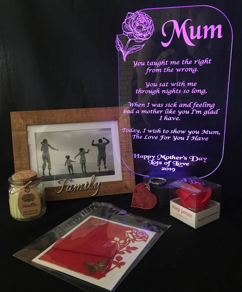 Mothers Day Package A - designaglo