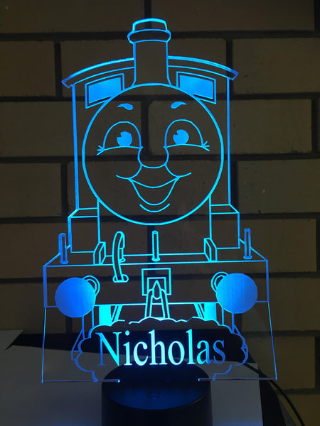 Thomas The Tank Engine - designaglo